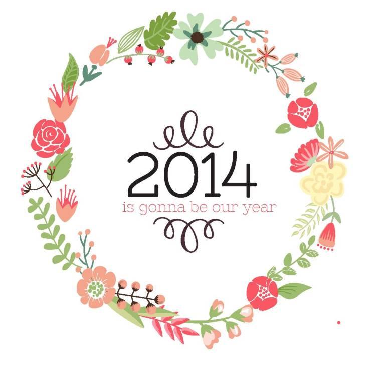 Goodbye 2013, Hello 2014